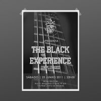 The Black Experience poster by luisfccorreia