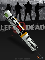 Adrenaline Shot - Left 4 Dead by JhonyHebert