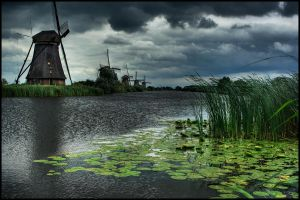 The Mill - Series .3 by lalas