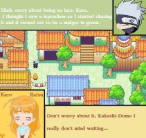 Naruto Dating RPG if only by Asuka-Niichan