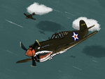 A Pair of P40s by Marpaparp
