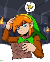 Random - A Link to the Past by Grim-Kun