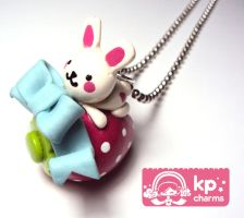 cute rabit by KPcharms