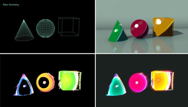 Material and Post-Processing Experiments by JakeBowkett