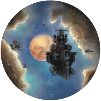 Spacecraft of the First World War by MikeDoscher
