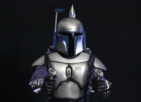 Sideshow Collectibles Jango Fett Exclusive 3 by maulsballs