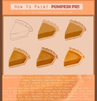 PumpkinPie Tutorial! by M00NBRUSH