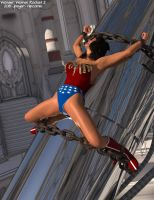 Wonder Woman Rocket Image 2 by thejpeger