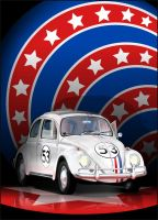 Herbie 53 by mrmanders