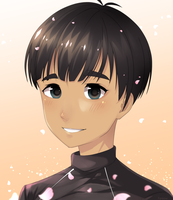 Phichit Chulanont by Fareow