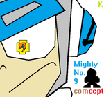Mighty No. 9 by realshow