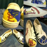 Canvas Shoes 2 by iheartart132