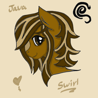 Java Swirl, colored (OC) by ChaoticCoffee64