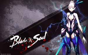 Blade n Soul Wallpaper Design 1 by ZeroJigoku