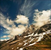 Mont Blanc range 05 by jup3nep