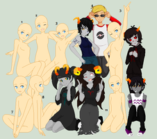 Homestuck Collab with PunkxBabe by Rain-Approves