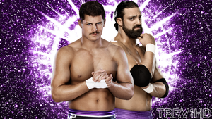 WWE: Team Rhodes Scholars #1 GFX by TheRatedRViper1