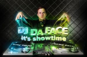 Dj Da Face by homeaffairs