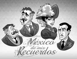 Classic Mexican Film by marimoreno