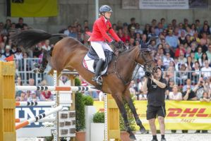 3DE Show Jumping Phase Stock 128 by LuDa-Stock