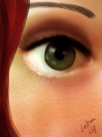 Eye me by LeviathanDy