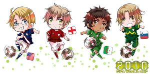 APH: FIFA 2010WC Group C by fir3h34rt