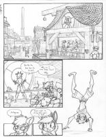 MFF 2014 - Part 1 Dreamkeepers Comic Commission by Taridium
