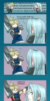 FF7: Sephiroths weakness by DarkLitria