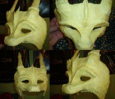 FinalProject-Yellow Paper Mask by Goldbryn