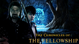 Chronicles of the Fellowship - Edmund and Boromir by Lily-so-sweet