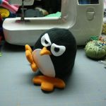 Attack of the Kung-Fu Penguin by Saint-Angel