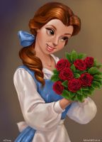 Princess Belle by mwford