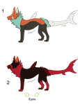 100 Themes - Sharkdog Adopts - Adopted by Feralx1