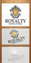 Royalty Logo Template - Graphicriver by Changyik