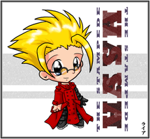 Vash The Stampede by ryamcshme