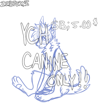 :CryBaby: YCH Auction /CLOSED/ by Zebforne