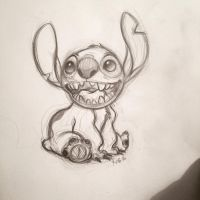 Stitch by AlexRuizArt