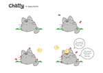 Chatty #16 by Daieny