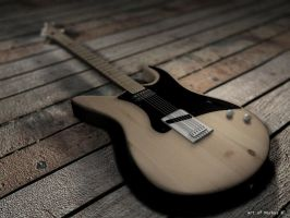 Guitar by MarkusART