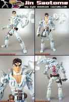 Custom MvsC Jin Saotome REVAMP by KyleRobinsonCustoms