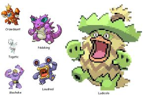 Pokemon White Team 9.29.2011 by SpiderMatt512