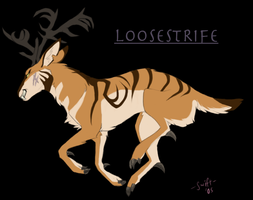 Loosestrife by swift-whippet
