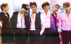 2PM - in style by Sweetkrystyna