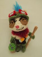 I am Teemo by PuzzledShorty