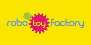 Robo Toy Factory - Logo by Monkiej
