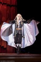 Vampire Alucard Castlevania Symphony of the night by TheIdeaFix