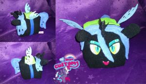 Cube Chrysalis by angel99percent
