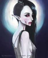 Marceline by waywardgal