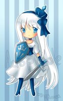 .: Adoptable - Queen of Ice (Closed) :. by nilmea