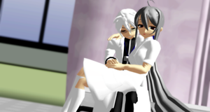 _MMD_ A story of a hospital by xXHIMRXx
